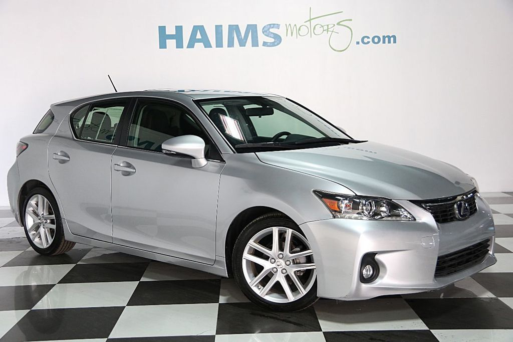 hybrid ct auto at payless lexus cars hatchback sales used