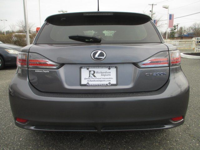 2013 Lexus CT 200h 5dr Sedan Hybrid   17526831   4