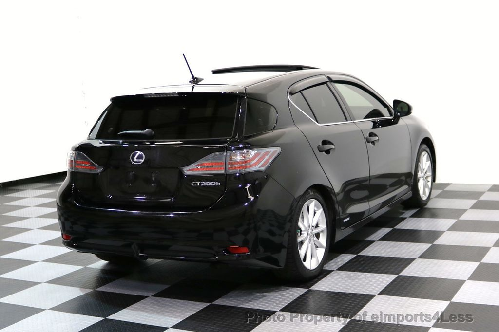 2017 Used Lexus Ct 200h Certified Ct200h Hybrid Camera Navigation At