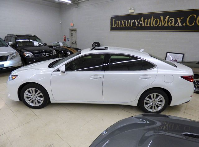 2013 Lexus ES 350 4dr Sedan - Click to see full-size photo viewer