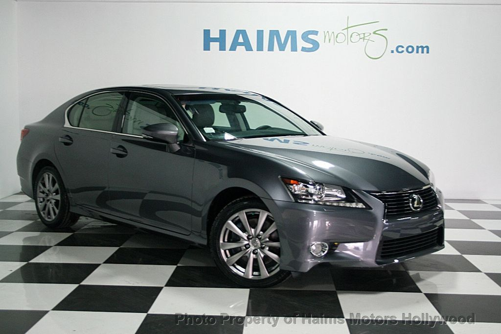 Used Lexus Gs 350 >> 2013 Used Lexus Gs 350 4dr Sedan Awd At Haims Motors Serving Fort