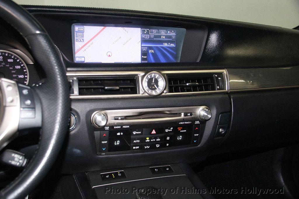 2013 used lexus gs 350 4dr sedan awd at haims motors serving fort