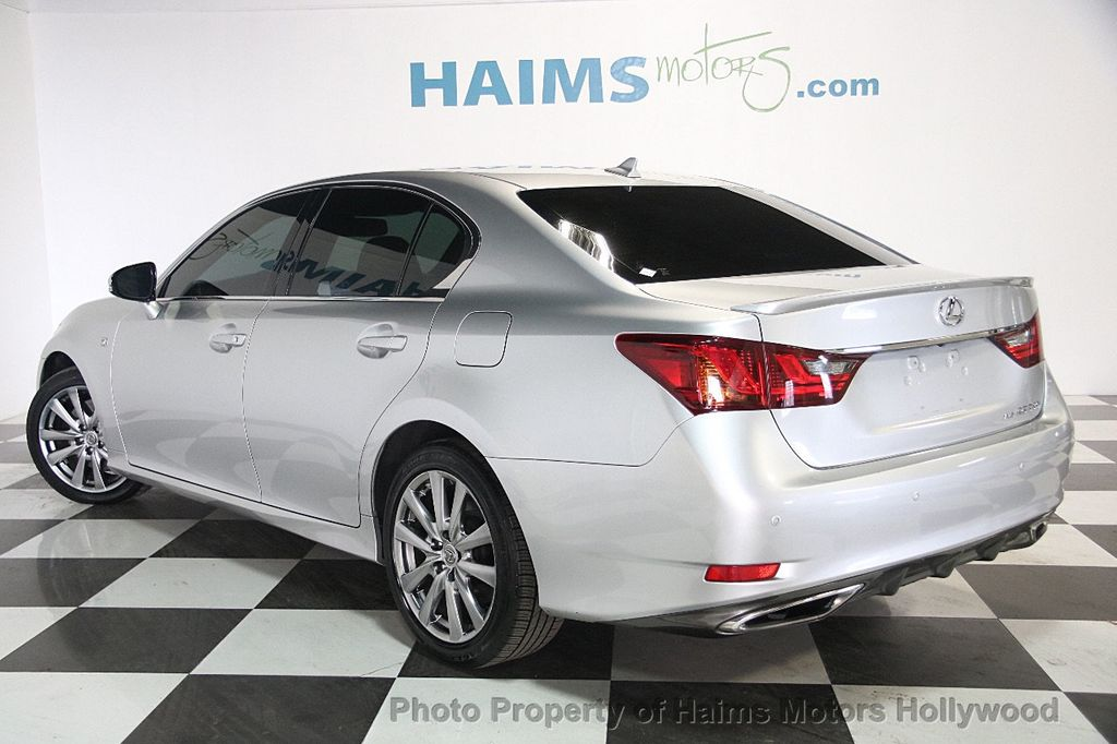 2013 used lexus gs 350 4dr sedan awd at haims motors ft lauderdale serving lauderdale lakes fl. Black Bedroom Furniture Sets. Home Design Ideas