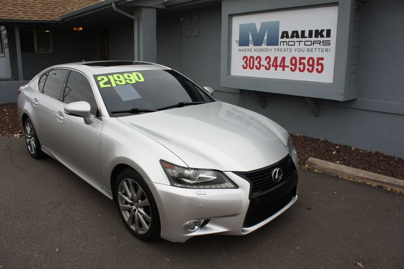 2013 Lexus GS 350 4dr Sedan AWD - 18228193 - 0