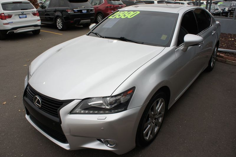 2013 Lexus GS 350 4dr Sedan AWD - 18228193 - 1