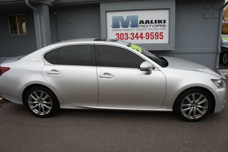 2013 Lexus GS 350 4dr Sedan AWD - 18228193 - 2