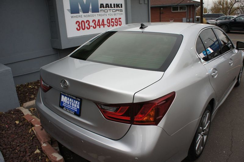 2013 Lexus GS 350 4dr Sedan AWD - 18228193 - 3