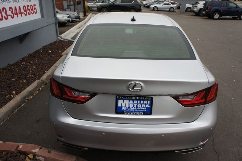 2013 Lexus GS 350 4dr Sedan AWD - 18228193 - 4