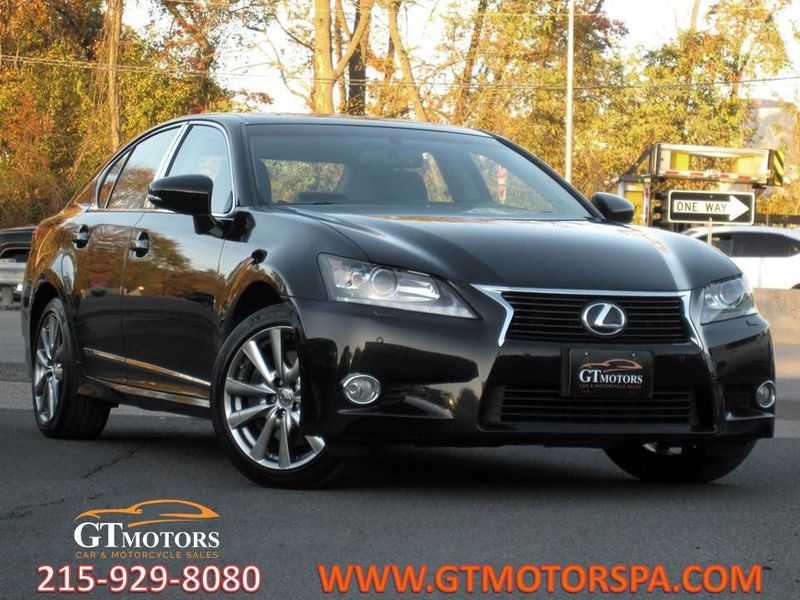 2013 Lexus GS 350 4dr Sedan AWD - 19485109 - 0