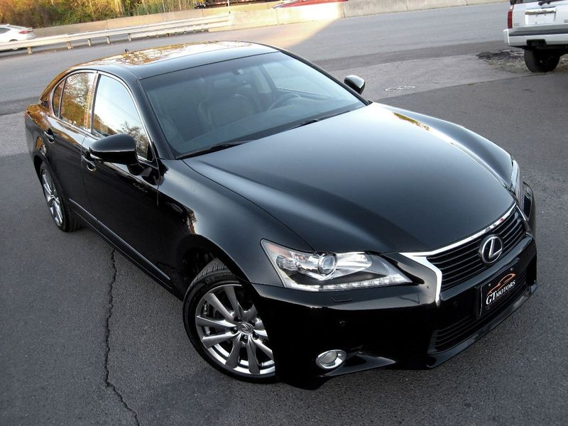 2013 Lexus GS 350 4dr Sedan AWD - 19485109 - 1