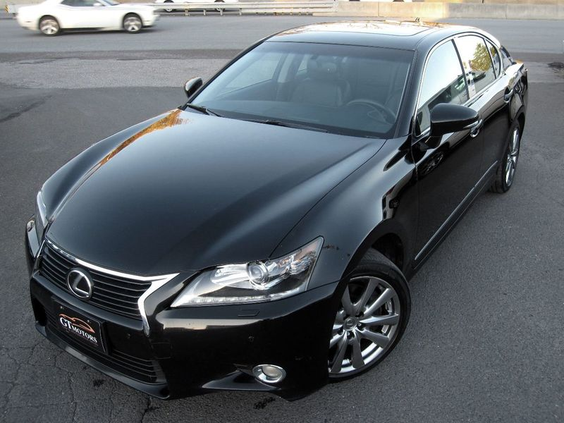 2013 Lexus GS 350 4dr Sedan AWD - 19485109 - 3