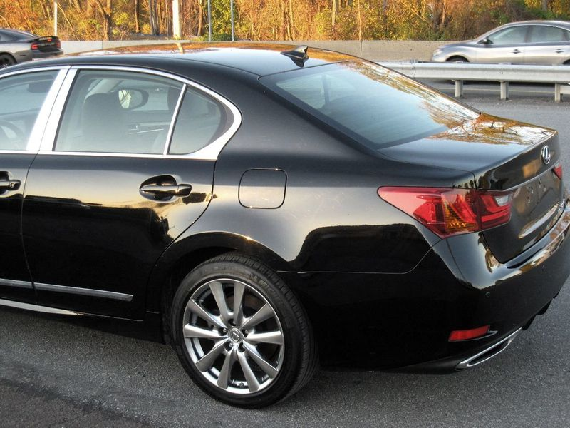 2013 Lexus GS 350 4dr Sedan AWD - 19485109 - 8