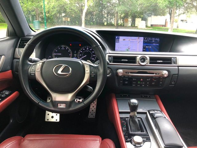 2013 Lexus GS 350 4dr Sedan RWD - Click to see full-size photo viewer