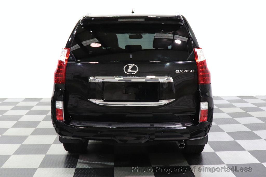 2013 Lexus GX 460 CERTIFIED GX460 4WD 7 PASSENGER NAV CAM - 18545385 - 17