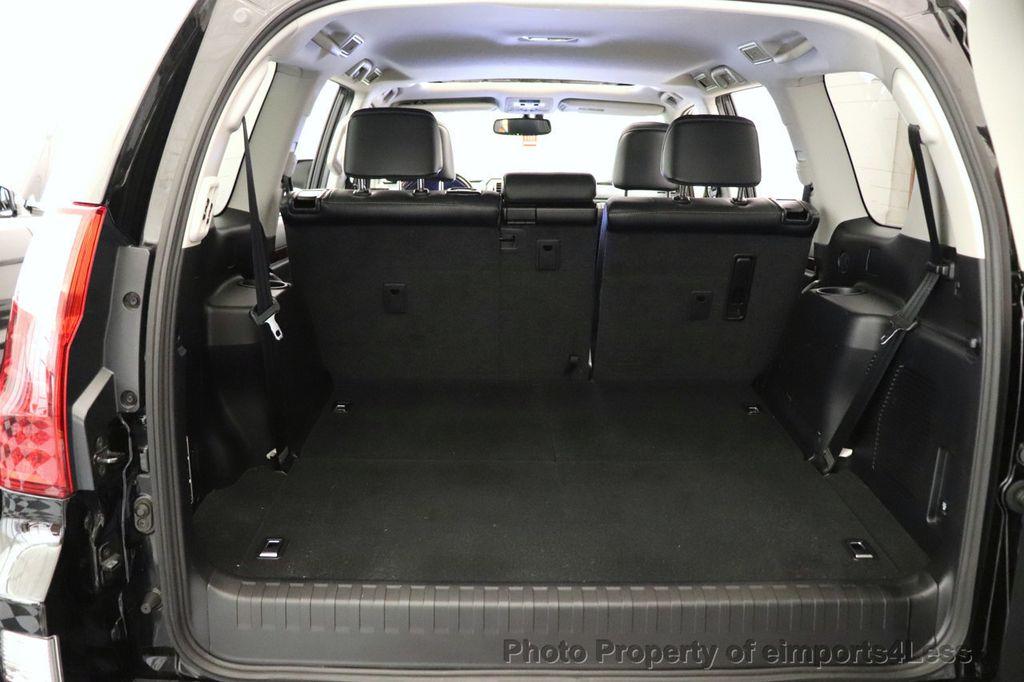 2013 Lexus GX 460 CERTIFIED GX460 4WD 7 PASSENGER NAV CAM - 18545385 - 22
