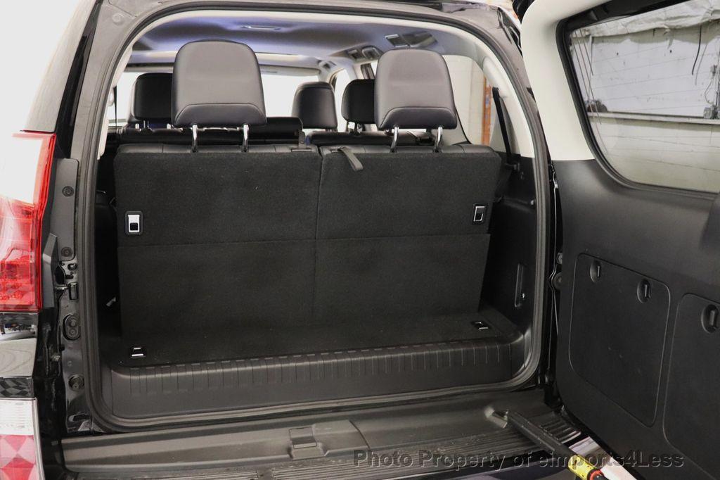 2013 Lexus GX 460 CERTIFIED GX460 4WD 7 PASSENGER NAV CAM - 18545385 - 23