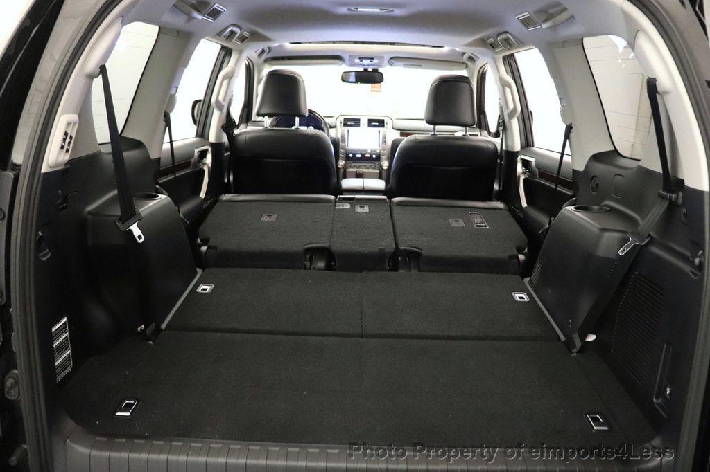 2013 Lexus GX 460 CERTIFIED GX460 4WD 7 PASSENGER NAV CAM - 18545385 - 24