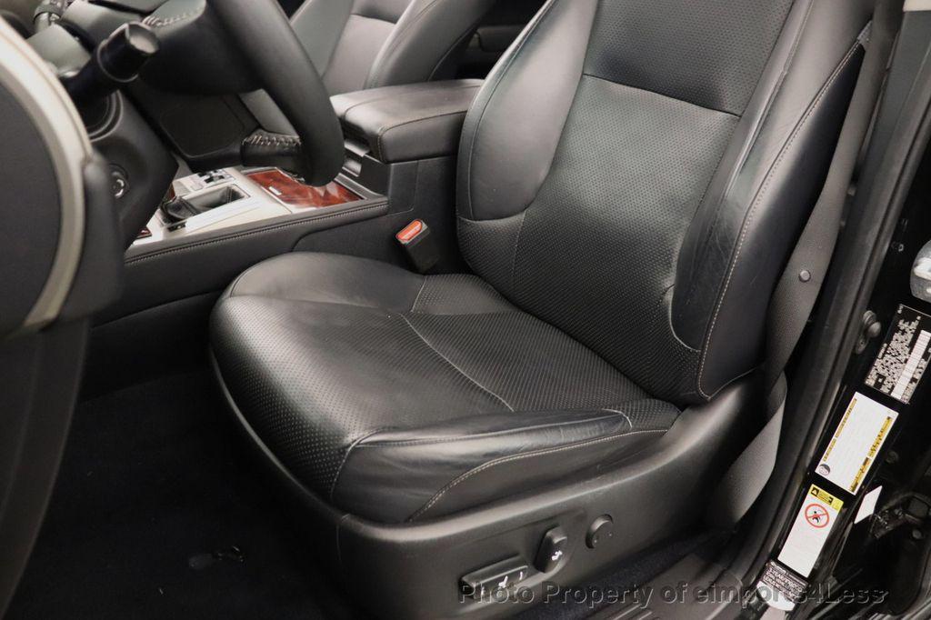 2013 Lexus GX 460 CERTIFIED GX460 4WD 7 PASSENGER NAV CAM - 18545385 - 25
