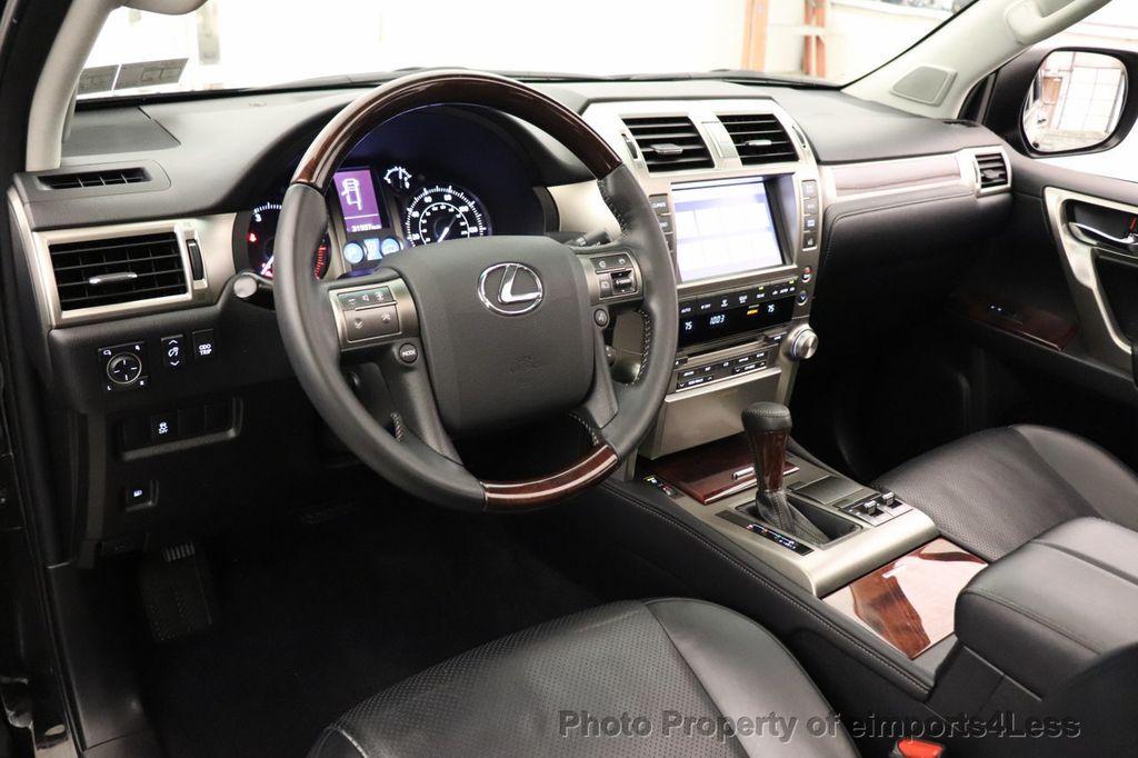 2013 Lexus GX 460 CERTIFIED GX460 4WD 7 PASSENGER NAV CAM - 18545385 - 35