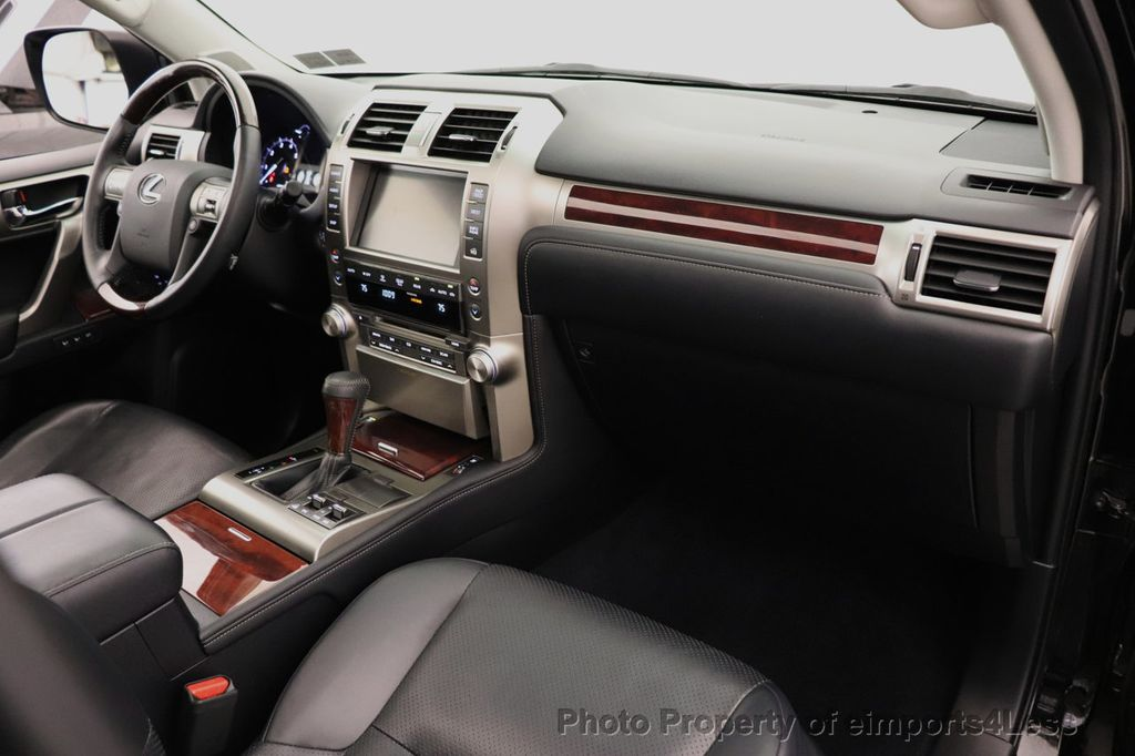 2013 Lexus GX 460 CERTIFIED GX460 4WD 7 PASSENGER NAV CAM - 18545385 - 37