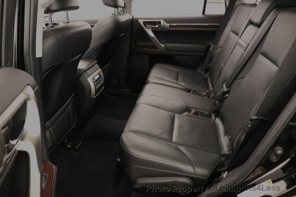 2013 Lexus GX 460 CERTIFIED GX460 4WD 7 PASSENGER NAV CAM - 18545385 - 38
