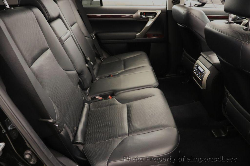 2013 Lexus GX 460 CERTIFIED GX460 4WD 7 PASSENGER NAV CAM - 18545385 - 39