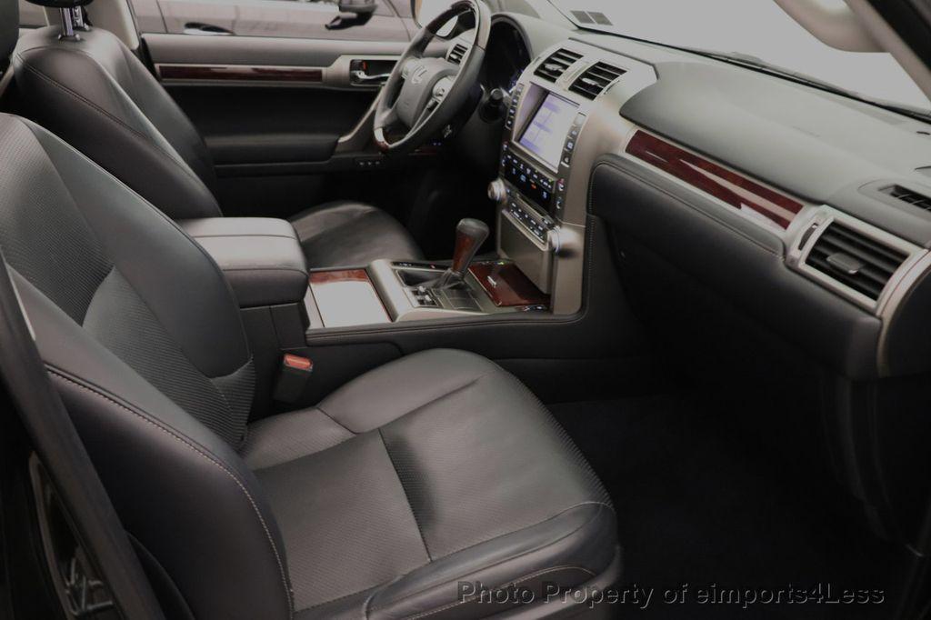 2013 Lexus GX 460 CERTIFIED GX460 4WD 7 PASSENGER NAV CAM - 18545385 - 42