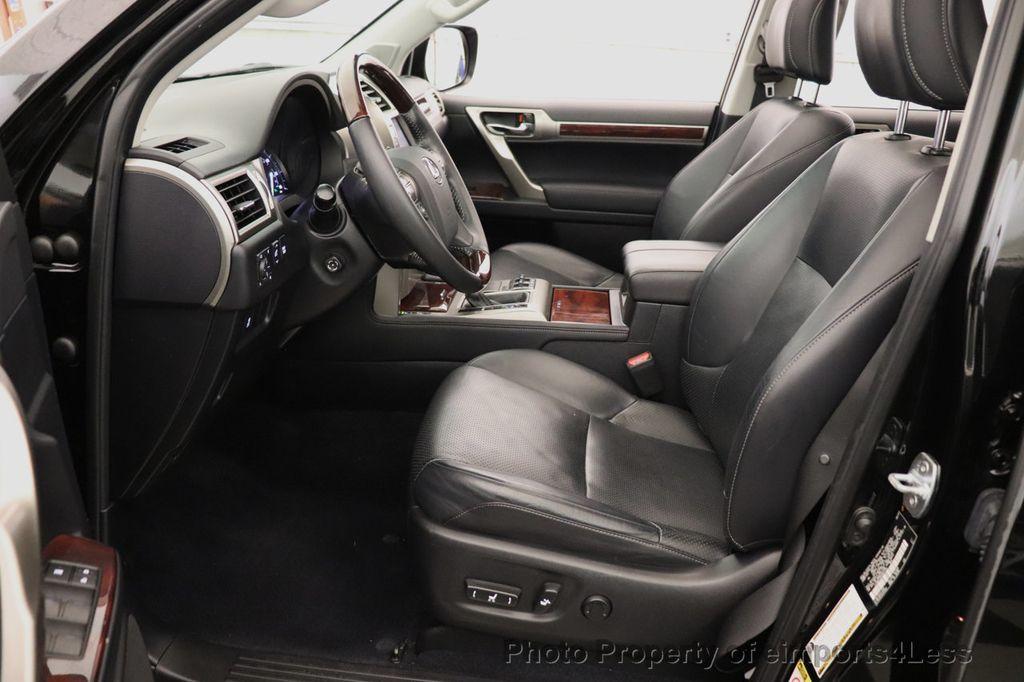 2013 Lexus GX 460 CERTIFIED GX460 4WD 7 PASSENGER NAV CAM - 18545385 - 50