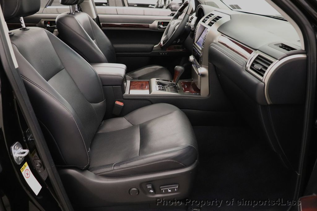 2013 Lexus GX 460 CERTIFIED GX460 4WD 7 PASSENGER NAV CAM - 18545385 - 51