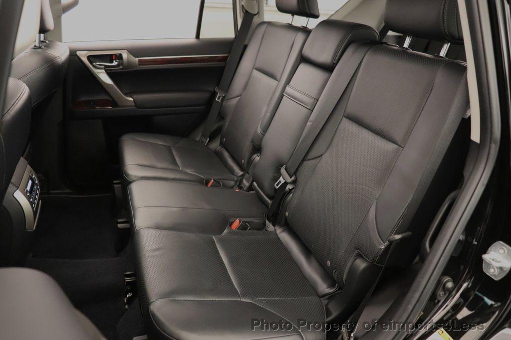 2013 Lexus GX 460 CERTIFIED GX460 4WD 7 PASSENGER NAV CAM - 18545385 - 52