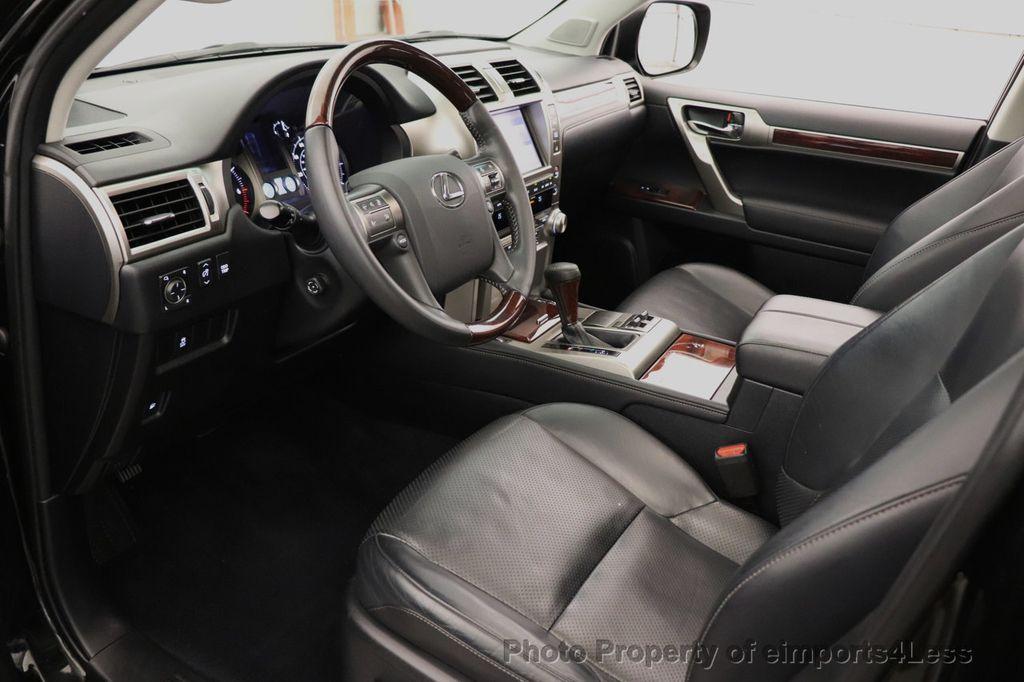 2013 Lexus GX 460 CERTIFIED GX460 4WD 7 PASSENGER NAV CAM - 18545385 - 5
