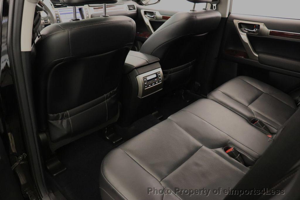 2013 Lexus GX 460 CERTIFIED GX460 4WD 7 PASSENGER NAV CAM - 18545385 - 7