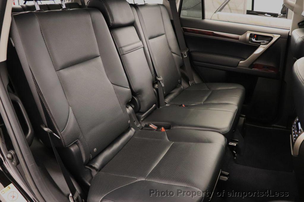 2013 Lexus GX 460 CERTIFIED GX460 4WD 7 PASSENGER NAV CAM - 18545385 - 8