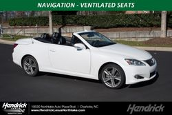 2013 Lexus IS 250C - JTHFF2C29D2527397