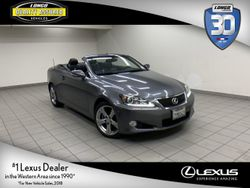 2013 Lexus IS 250C - JTHFF2C25D2528532