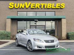 2013 Lexus IS 250C - JTHFF2C23D2528688