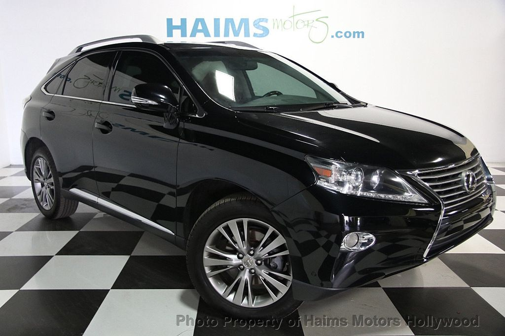 Miami Used Cars >> 2013 Used Lexus RX 350 FWD 4dr at Haims Motors Serving ...