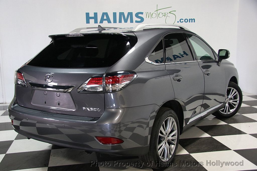 2013 Used Lexus RX 350 FWD 4dr at Haims Motors Serving ...