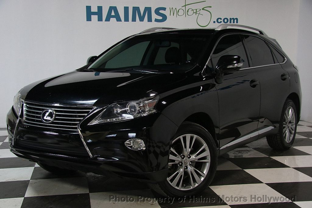 2013 Used Lexus RX 350 FWD 4dr At Haims Motors Serving