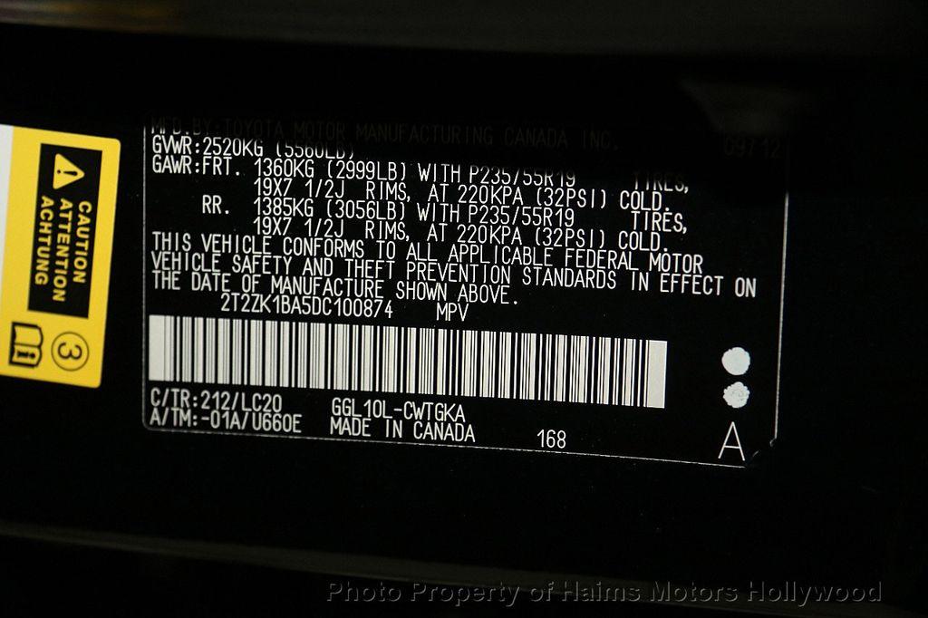 2013 Lexus RX 350 FWD 4dr - 17286981 - 35