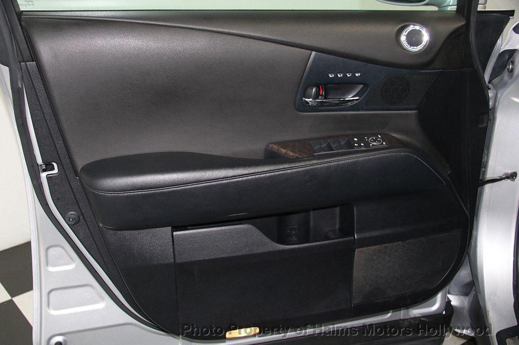 2013 Lexus RX 350 FWD 4dr - 18011830 - 10