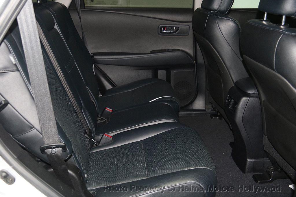2013 Lexus RX 350 FWD 4dr - 18011830 - 15