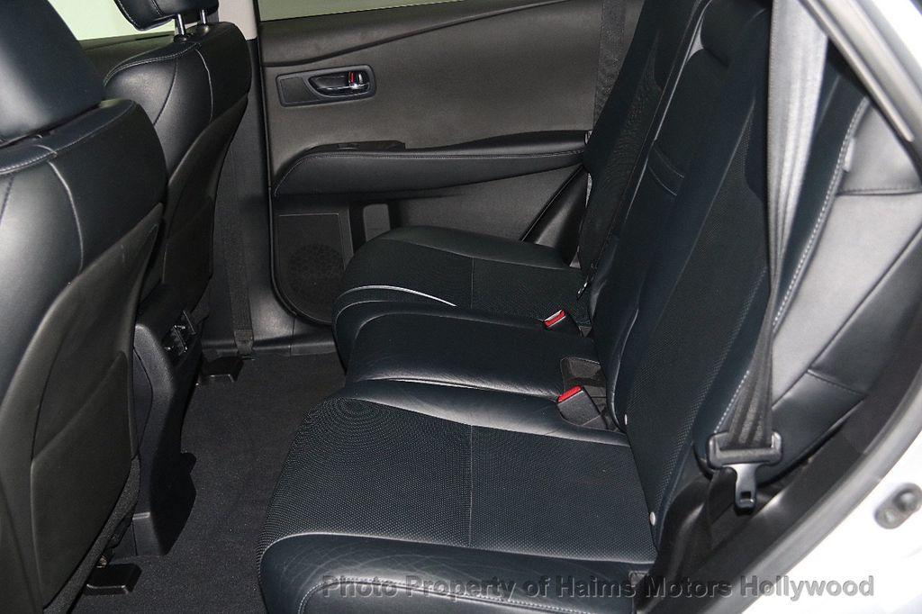 2013 Lexus RX 350 FWD 4dr - 18011830 - 16