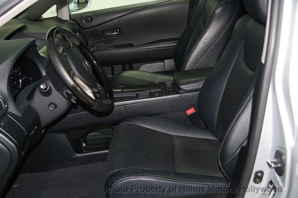 2013 Lexus RX 350 FWD 4dr - 18011830 - 17