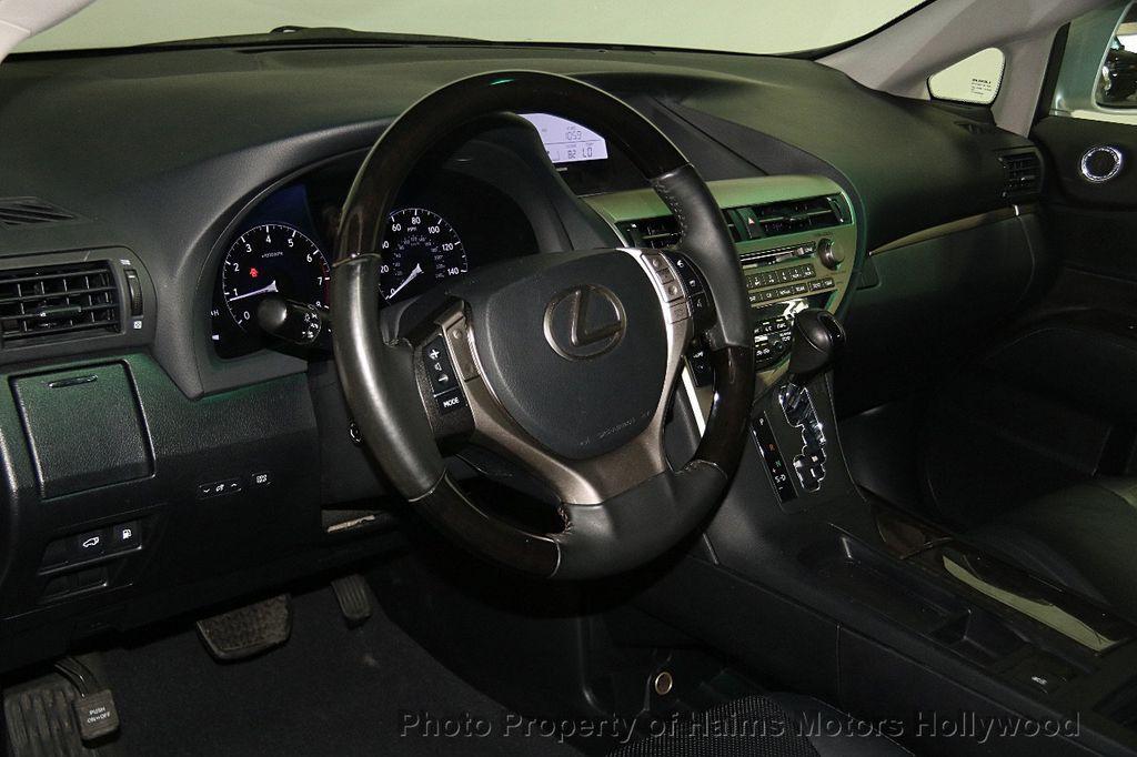 2013 Lexus RX 350 FWD 4dr - 18011830 - 18