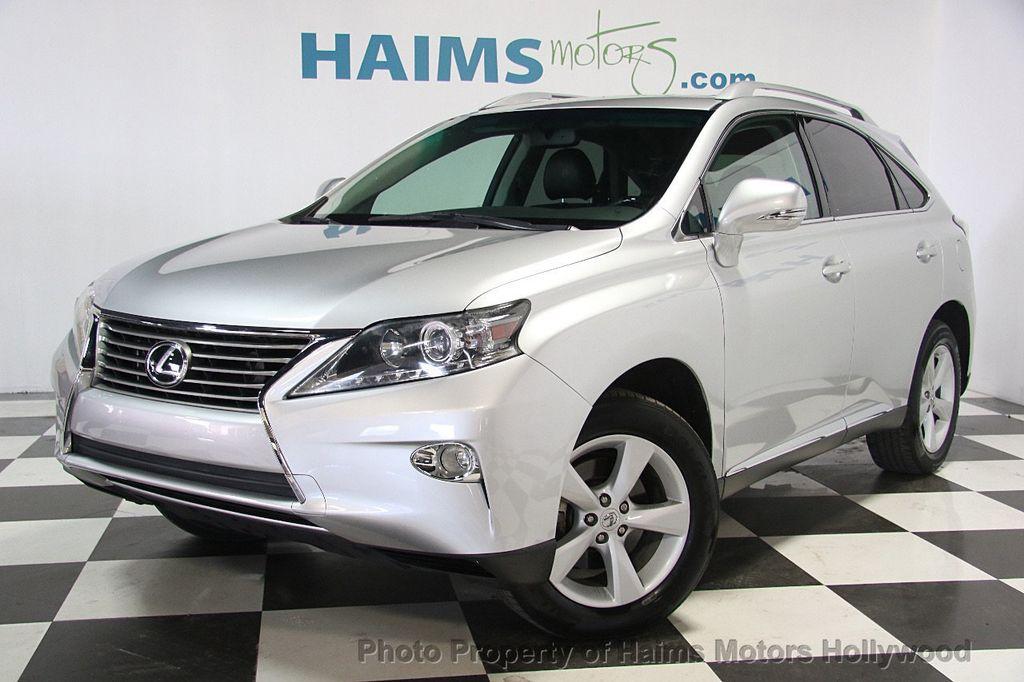 Cost of 2013 lexus rx 350