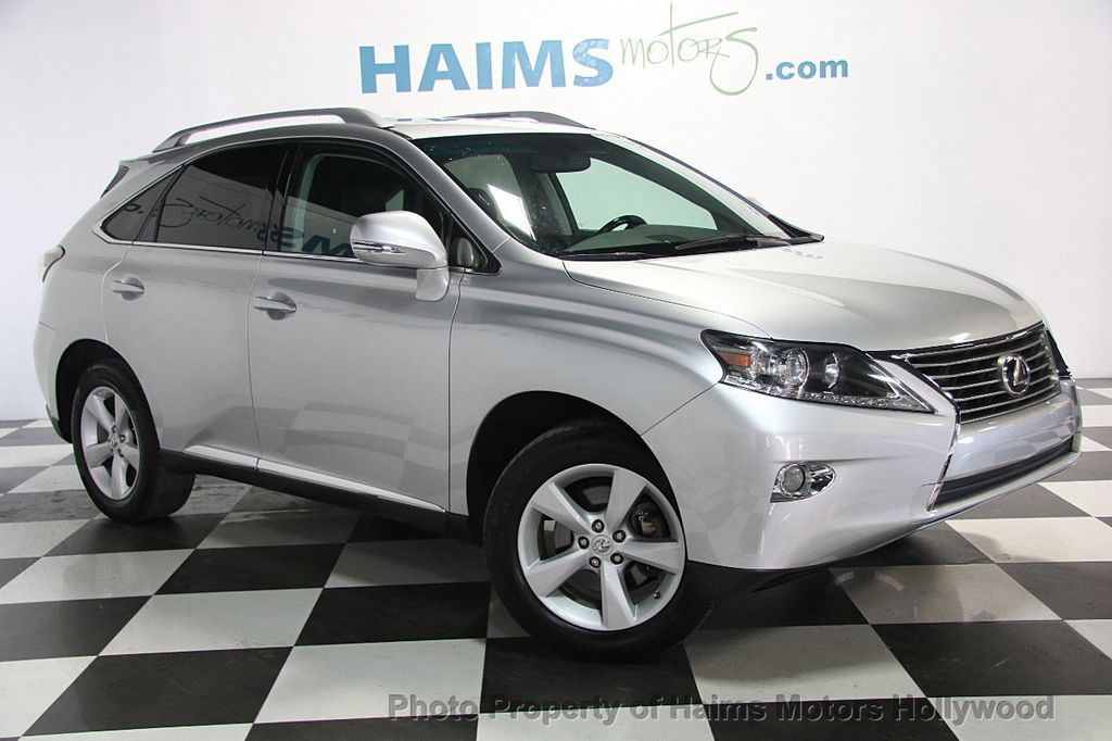 2013 Used Lexus RX 350 FWD 4dr at Haims Motors Serving Fort ...