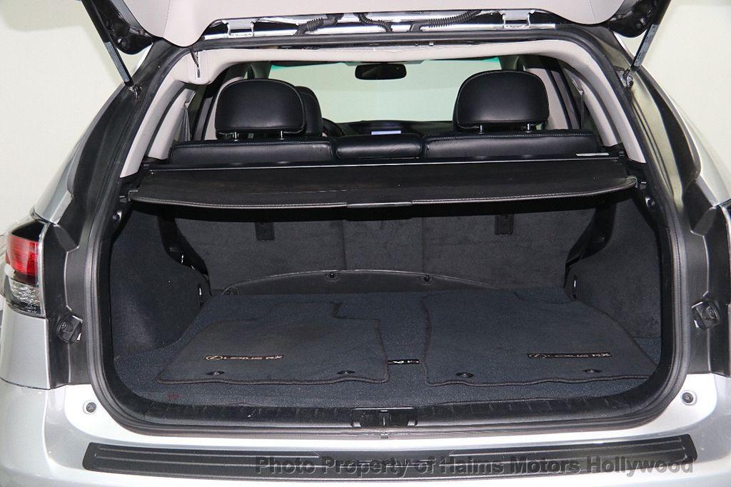 2013 Lexus RX 350 FWD 4dr - 18011830 - 8
