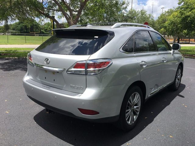 2013 Lexus RX 350 FWD 4dr - Click to see full-size photo viewer