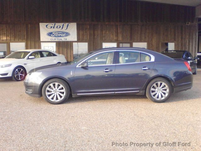 2013 Lincoln MKS 4dr Sedan 3.7L FWD